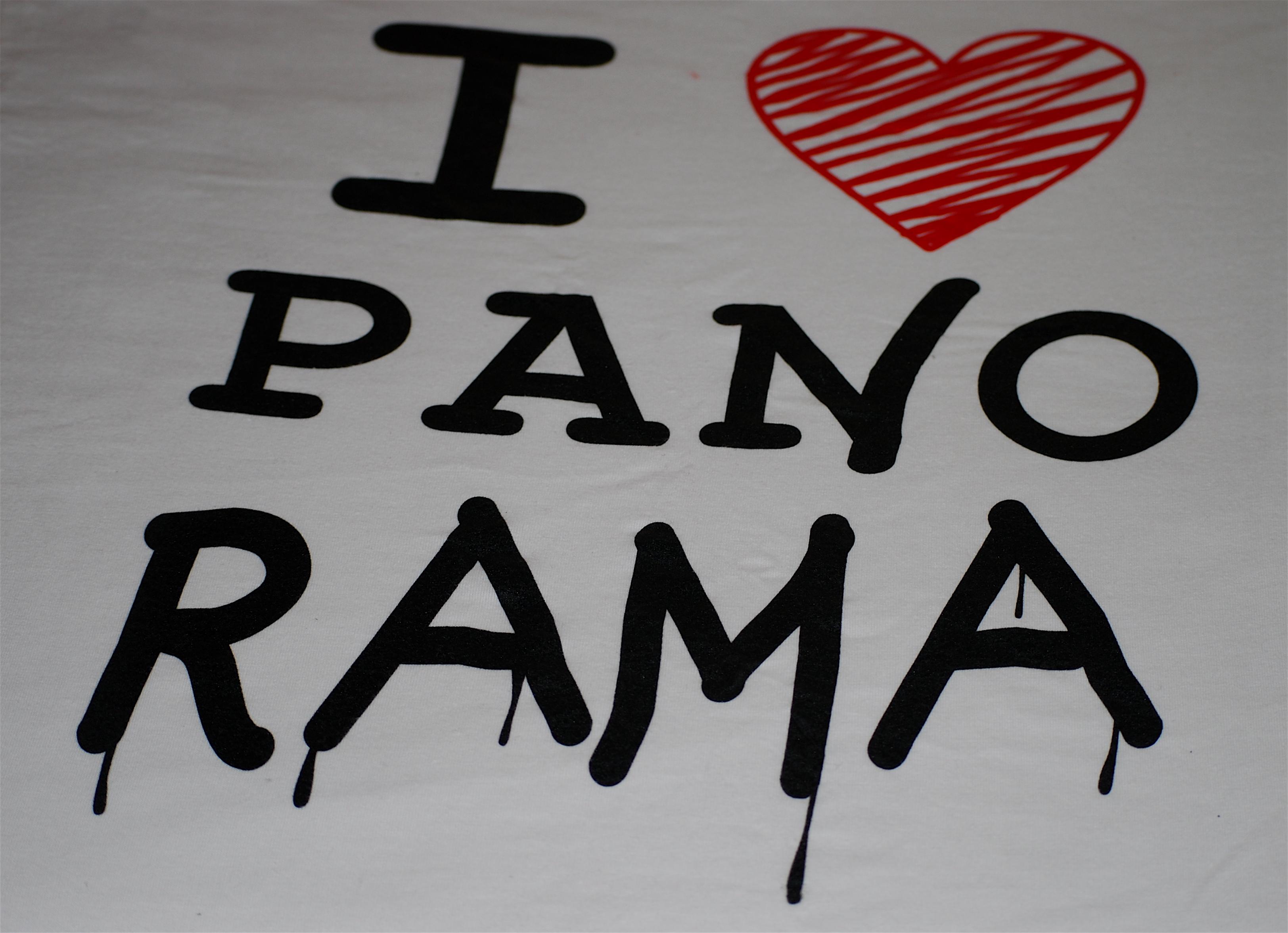 I love Panorama