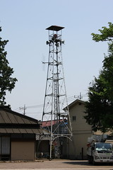 野田の火の見櫓(入間市)
