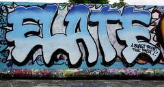 Elate (delete08) Tags: street urban streetart london graffiti delete