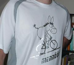 Drahtesel Tshirt men (katelein) Tags: esel produktbild drahtesel zeigdeinshirt