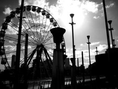 Big Wheel Melbourne (mJgould) Tags:
