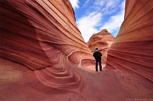 Peering into the Wave, Arizona