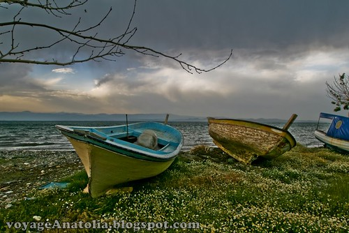 Boats of Troy by voyageAnatolia