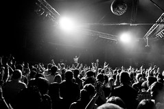 Crowd The Script Live Concert @ Den Atelier Lu...