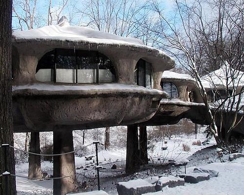 mushroom house rochelle