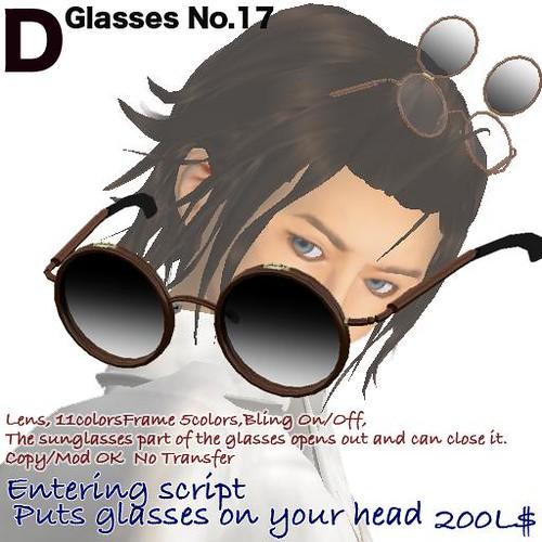 Glasses #1