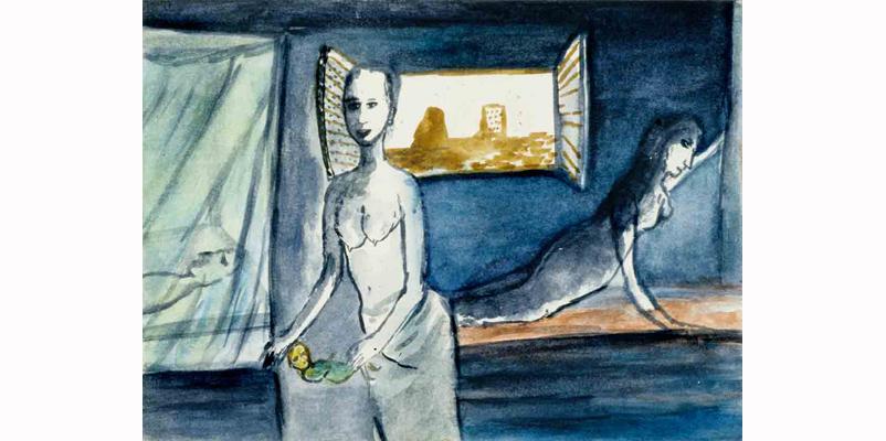 City Morning (1997) by Tara Sabharwal