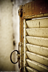 An Old Window (Rayan M.) Tags: old window hope wooden open bokeh antique sony style alpha dslr longing makkah a350    hejazy