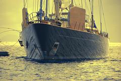 There is no Frigate like a Book to take us Lands Away. (itala2007) Tags: ocean sunset nature sailboat boat nikon ship explore sail explored seeninexplore itala2007 mastersgallery worldsartgallery