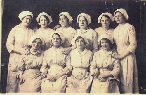 Nurses 1917