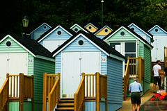 Beach huts (@Doug88888) Tags: beach huts bournemouth doug88888