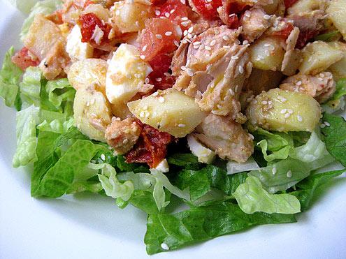 Café Delic Tuna Salad