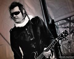 Robin Finck | Nine Inch Nails @ Chicago 5/29/09