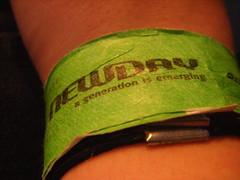 My wristband (Vicki-Rose) Tags: wristband newday
