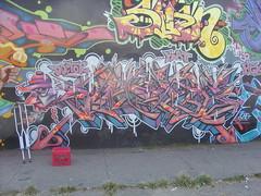Nerd (thedwarves) Tags: chicago nerd graffiti xmen