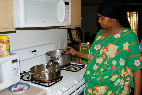 Somali Gardeners Lead Cooking Workshop | The Food Project