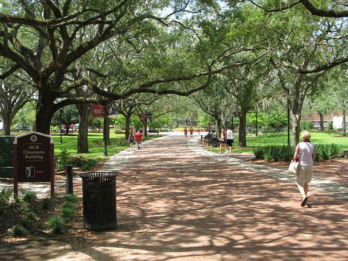Florida State University by FSU Campus.