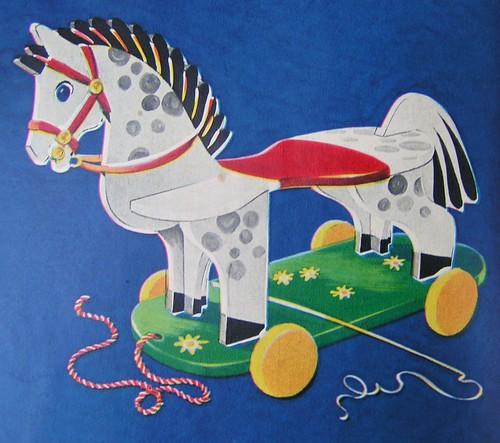 hop hop paardje