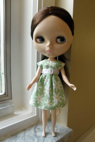 Imogene Dress for Blythe