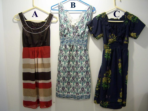 Dress options