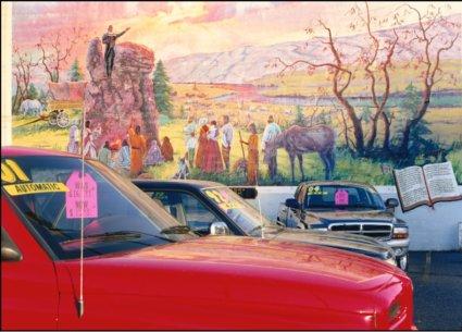 Griffith Motors The Dalles Oregon 2006