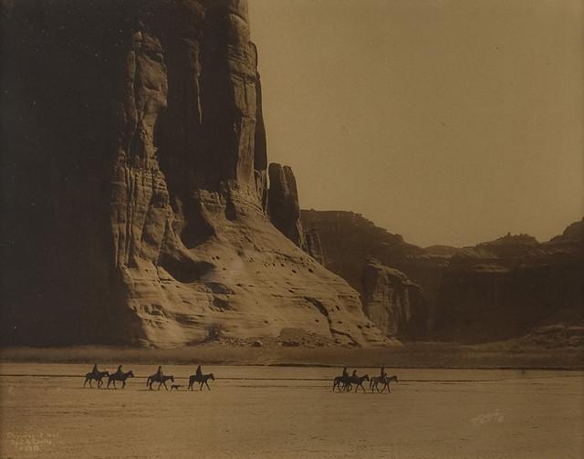 Canon de Chelly - Navaho