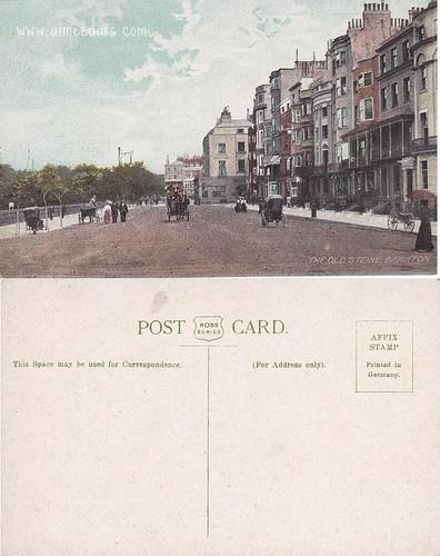 Old Steine - Brighton