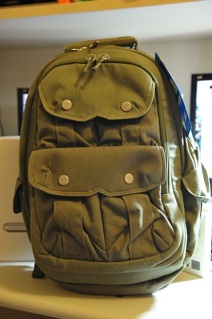 SMT convoy medium laptop backpack