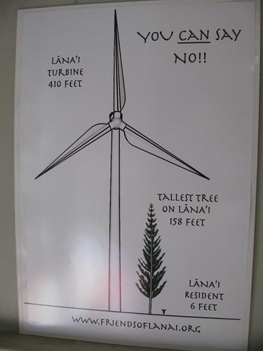 Lanai windmills