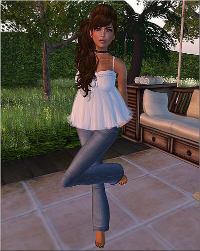 Bare Foot Lolita