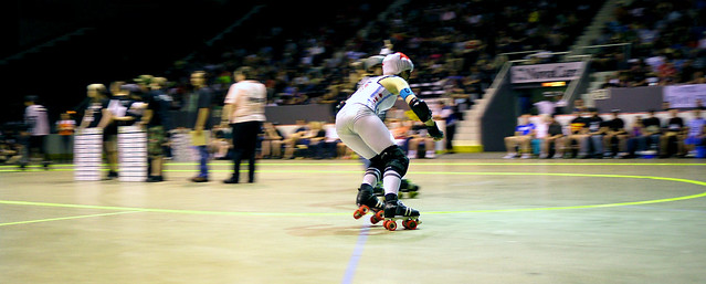 Cincinnati Rollergirls vs Windy City Rollers' All-Stars