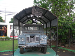 Bob Marley's Car (JamaicaTripper.com) Tags: kingston jamaica bobmarley bobmarleyhouse jamaicatrippercom
