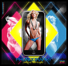 Phonography ( Britney Spears - Circus ) (Mr. JunkieXL) Tags: rock track circus mein bonus radar phonography