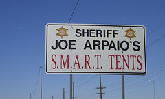 Sheriff Joe's Tents