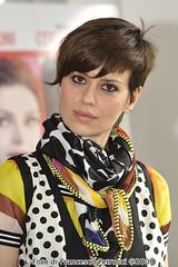 Claudia Pandolfi (gongolo) Tags: italy cinema rome roma film girl naughty movie italia photocall attrice actres claudiapandolfi duepartite 01distribution