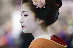 Baikasai (The plum-blossom festival) #26 (Onihide) Tags: maiko baikasai kamishichiken naokazu