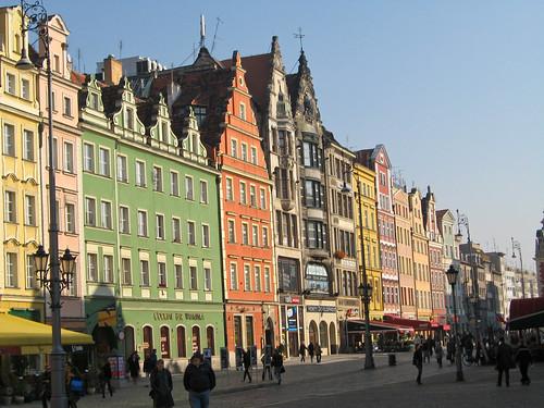 Wroclaw Downtown 20081024
