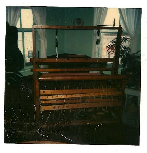 Springfield sectional warp 4 harness Jacktype  loom