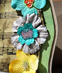 Embellished Flowers