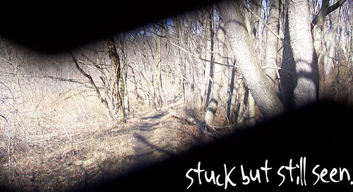 Stuck Lens Cover & Single Track