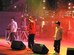 MC Hotdog : Live in Singapore : 13 Mar 2009