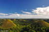 Chocolate Hills (Roy Sio) Tags: travel sky clouds philippines hills bohol chocolatehills