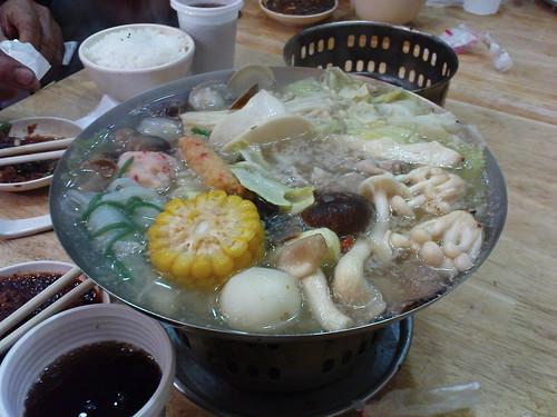 2009-03-14 養生菇菇鍋