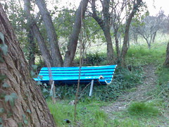 Fairy Corner Bench (spritehat) Tags: park wood bench place seat fairy urbino panchina
