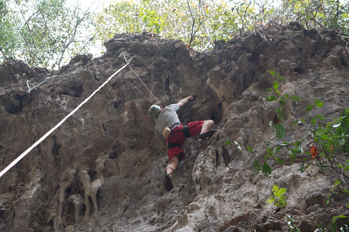 Climbing in Vang Vieng-113