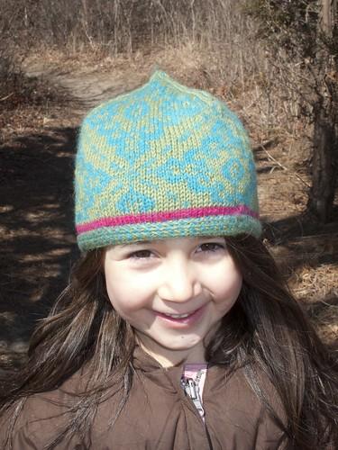 Lindsay hat
