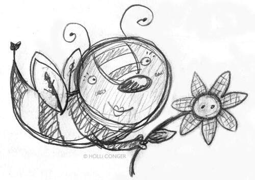 a girl who creates : creative blog of children's