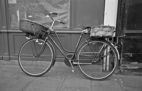 bicycle, Paris