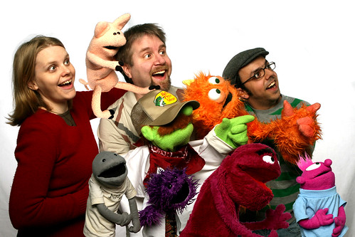 Noah Ginex Puppet Company