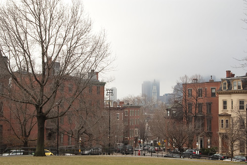 Boston from Breed's Hill